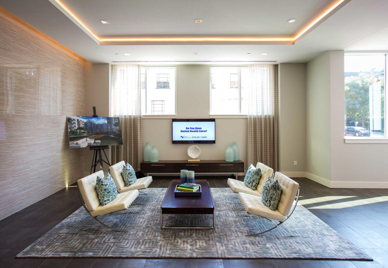 Seating Area | Lounge Area | Nine15 Midtown